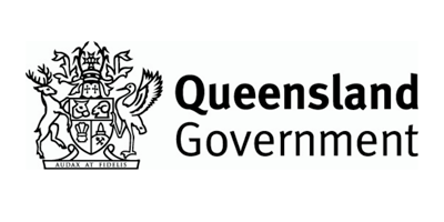 Logo Qld Government